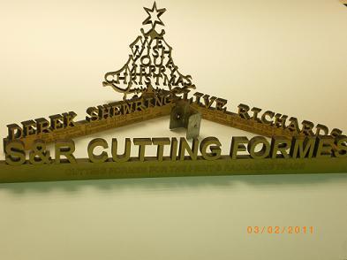 S&R Cutting Formes' team